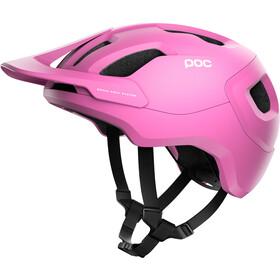 POC Axion Spin Helmet actinium pink matt